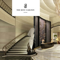 Открытие The Ritz-Carlton, Astana