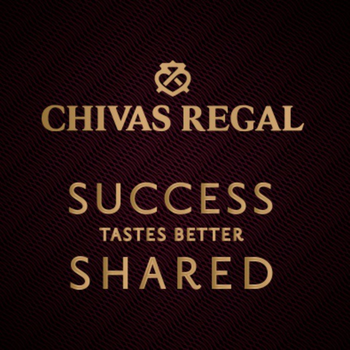 Chivas Regal: Success Tastes Better Shared